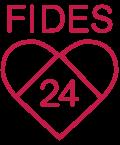 Fides 24h Logo